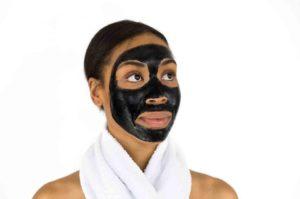 Black Mask For Acne Problem