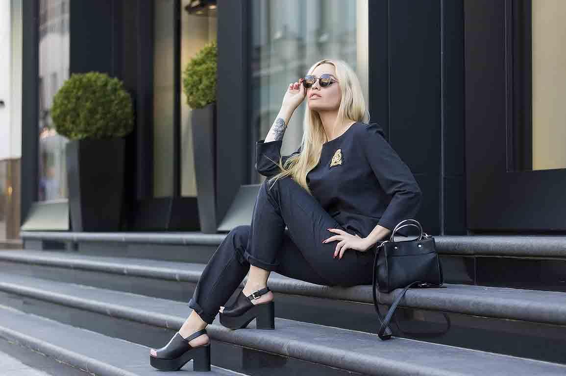 Black In Fashion