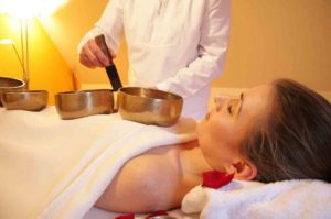Tibetan Singing Bowl Massage